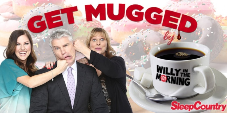 Get Mugged By Willy In The Morning – On Hold