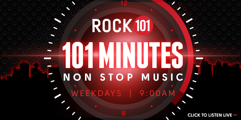 101 Minutes Non Stop Music