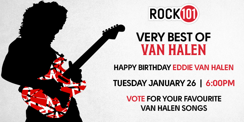 What are your favourite Van Halen songs?
