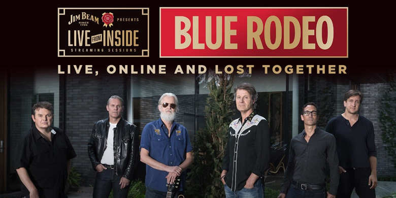 Blue Rodeo – Live From Inside