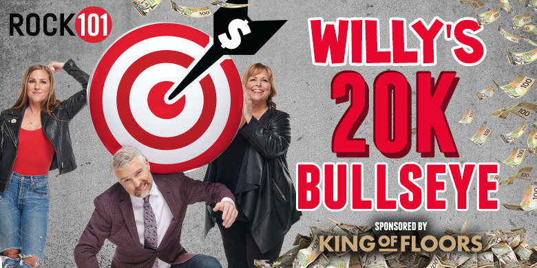 Willy's 20K Bullseye