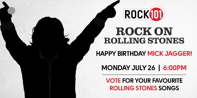 What are your favourite Mick Jagger songs?!