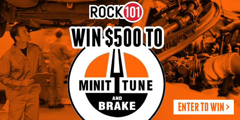 Win $500 to tune up your car for your next big road trip
