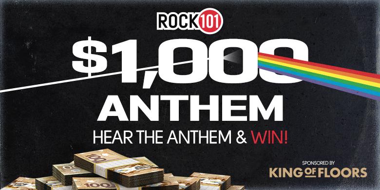 $1,000 Anthem
